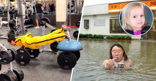 Cover fotos de situaciones completamente extrañas en el mundo