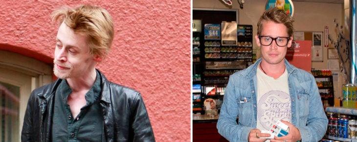 McCauley antes y ahora