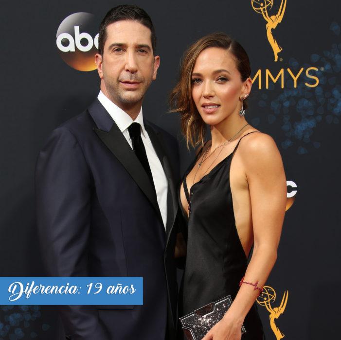 David y esposa