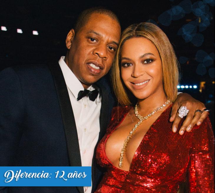 Beyonce y JayZ