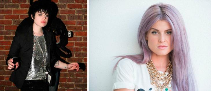 Kelly antes y ahora