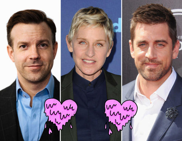 Crush famosos Ellen DeGeneres