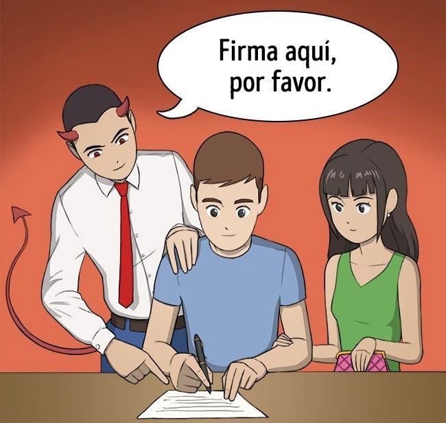 petición familia