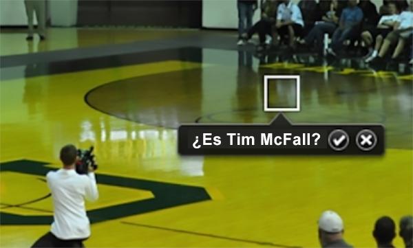 Tim McFall o el piso