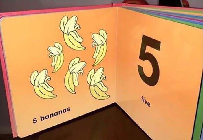 5 bananas o 6 bananas