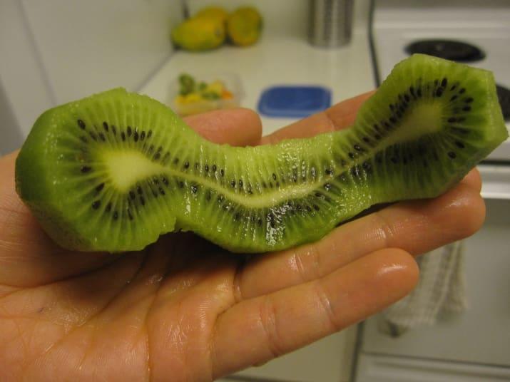 Kiwi alargado
