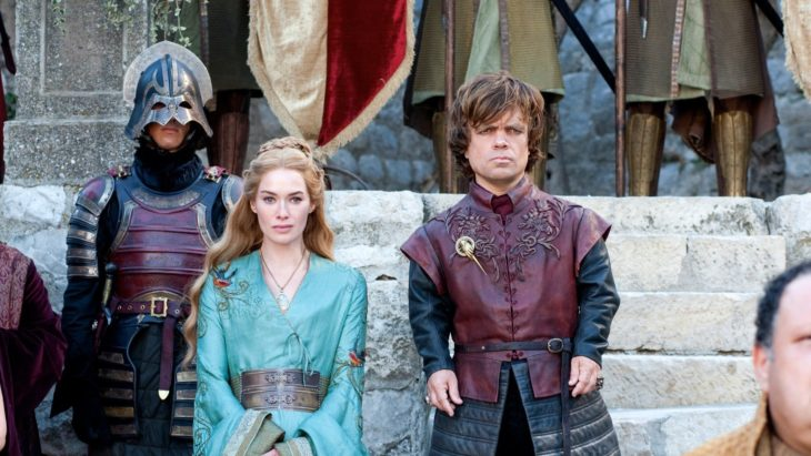 Tyrion y Cersei