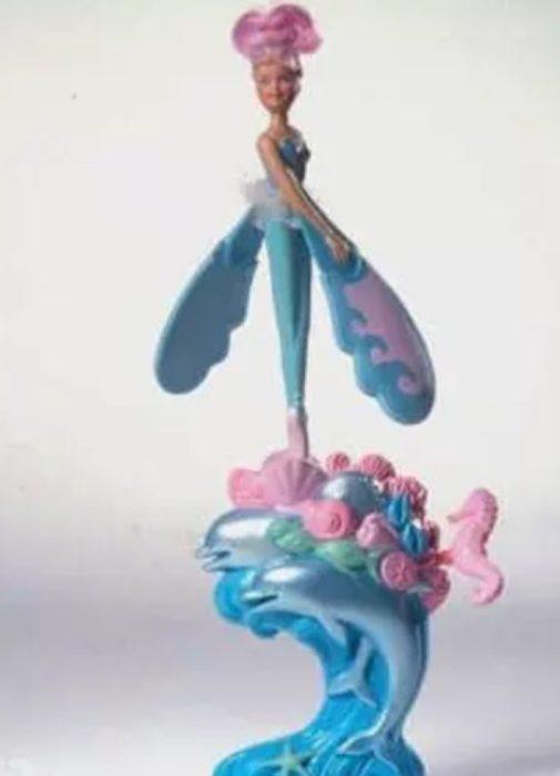 Barbie que vuela juguetes de la infancia
