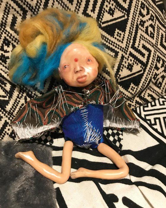 Muñeca parece hada