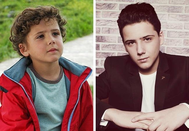 El orfanato Antes y después niños películas de terror