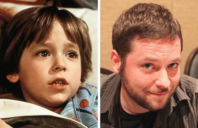 Antes y después niños películas de terror redrum