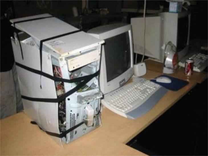 CPU armada manualmente