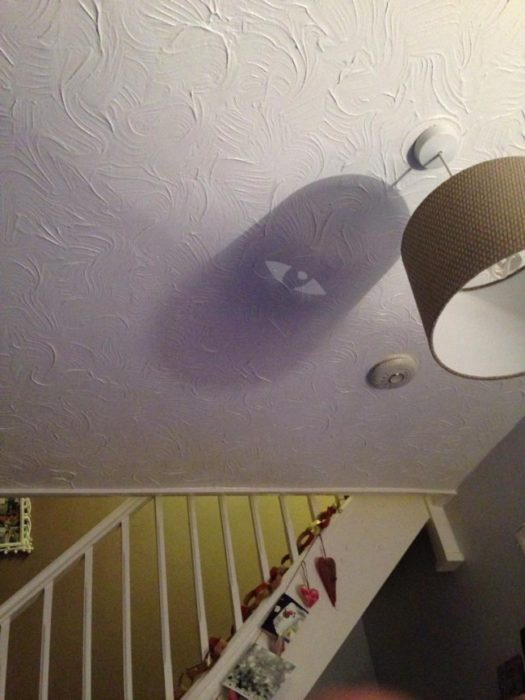 Sombra ojo todo lo ve