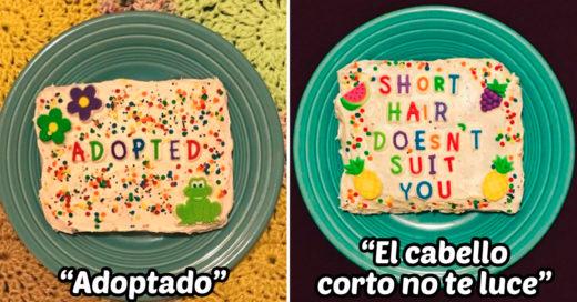 Cover pasteles que nadie querría; pero son geniales