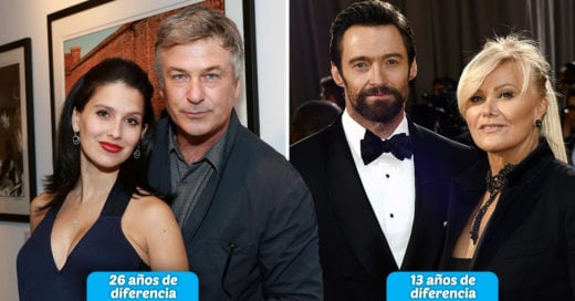 Cover Parejas de celebridades que saben que la edad es solo un número