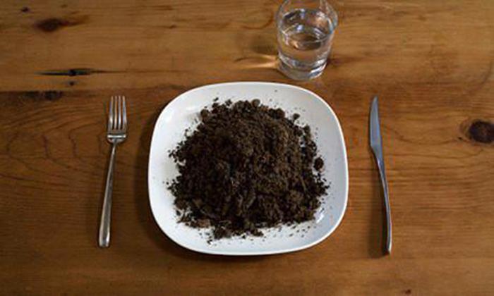 Comer tierra antojos de embarazada