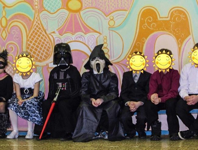 disfraz niños