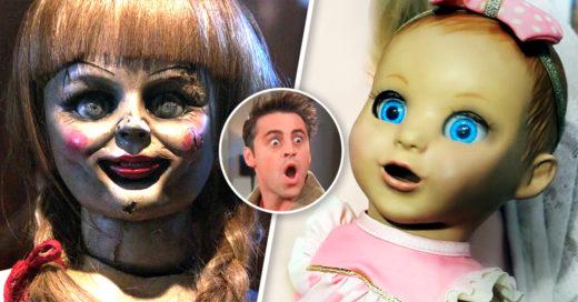 Cover La nueva muñeca que está espantando a los papás por su parecido con Annabelle