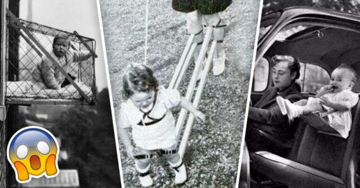 Cover Hábitos en los bebés del pasado que hoy en día serían impensables