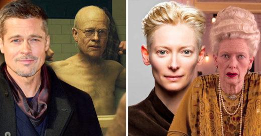 Cover Actores que envejecieron para personificar un personaje
