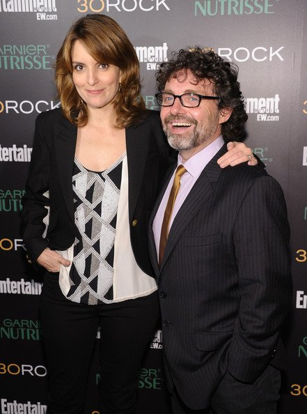 Tina Fey y Jeff Richmond