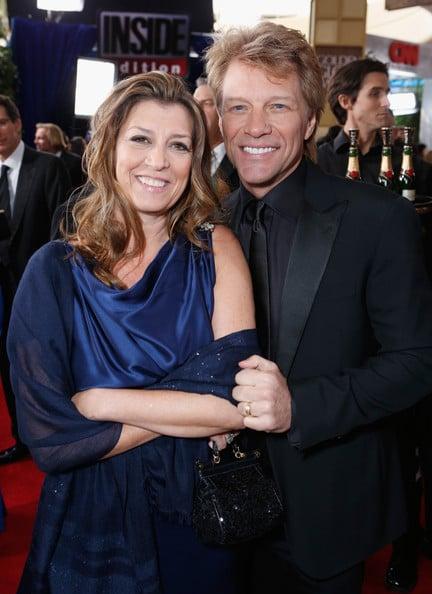 Bon Jovi y dorothea Hurley