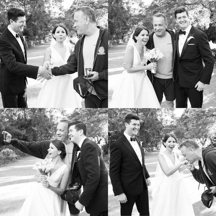 boda pareja feliz