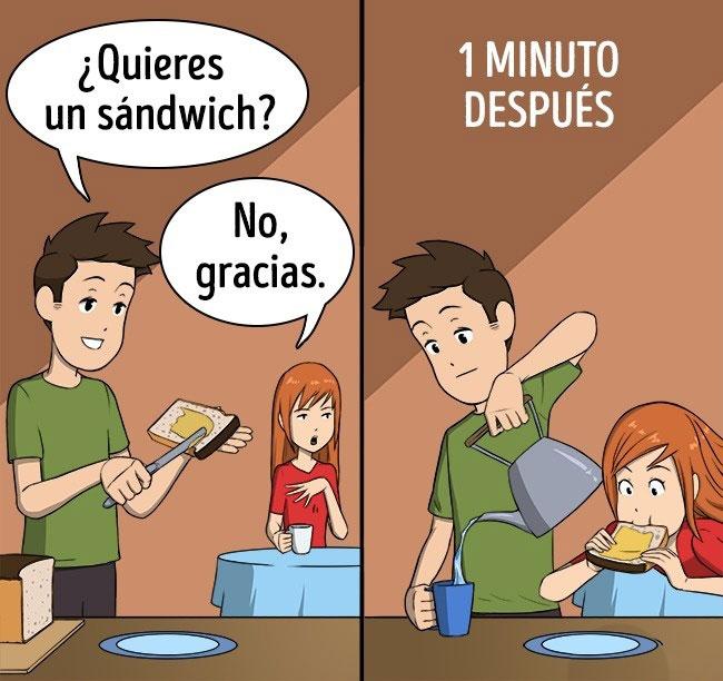 comida familia
