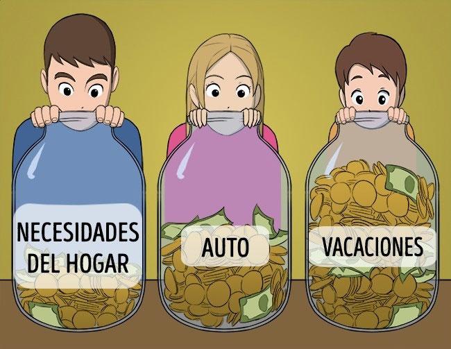 dinero familia