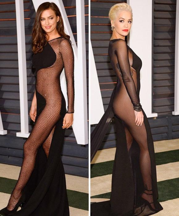 Irina Shayk vs. Rita Ora