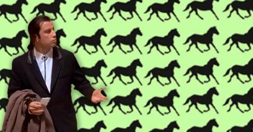 Cover Nadie ha podido resolver este acertijo de caballos en menos de 30 segundos