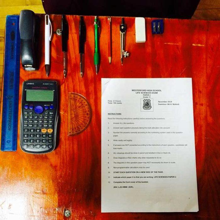 imposible reprobar el examen