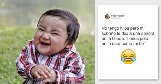 Cover Tuits que demuestran que los niños dicen lo que piensan