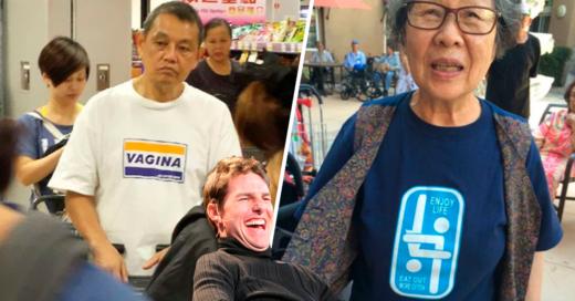 Cover Gente en China que no tiene idea de lo que lleva puesto