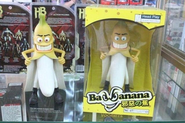 Toma tu banana