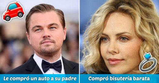 Cover Mira en lo que estas 10 celebridades gastaron su primer sueldo de estrella