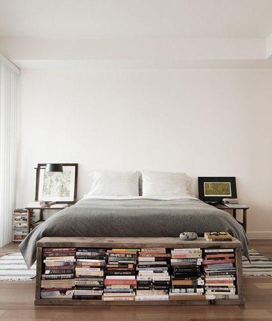 librero cama