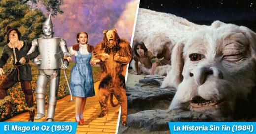 Cover películas basadas en cuentos de hadas que NO son de Disney