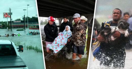Cover Historias de Houston que te devolverán la fe en la humanidad