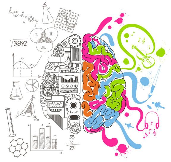 lado dominante del cerebro