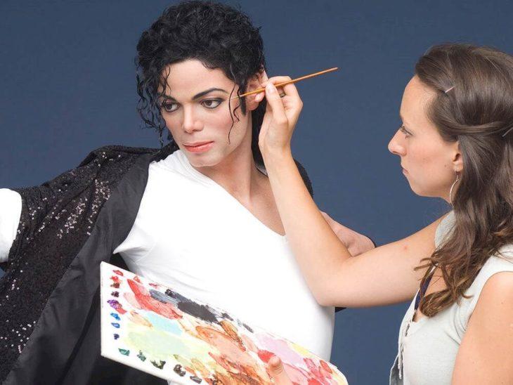 Michael Jackson museo de cera