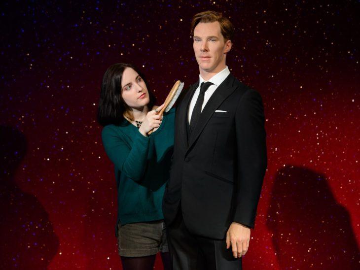 museo cera Benedict