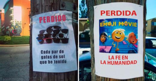 Cover Geniales carteles falsos que te harán morir de risa