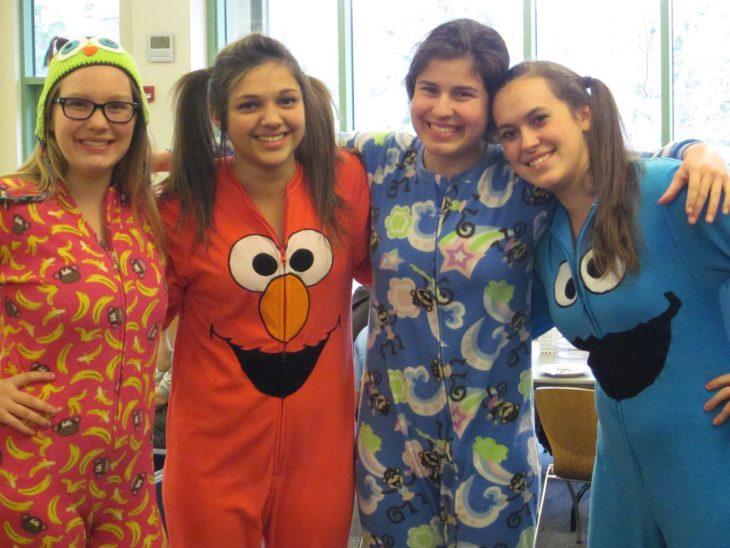 pijama escolar