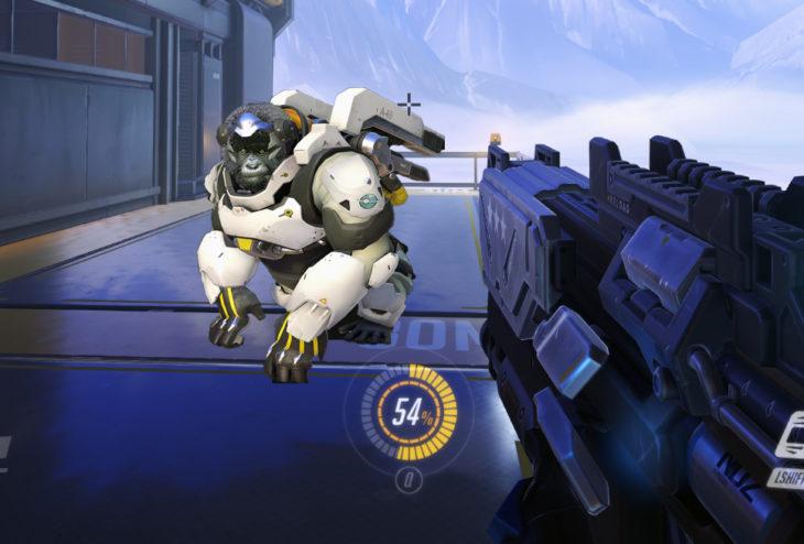 Gorila robot