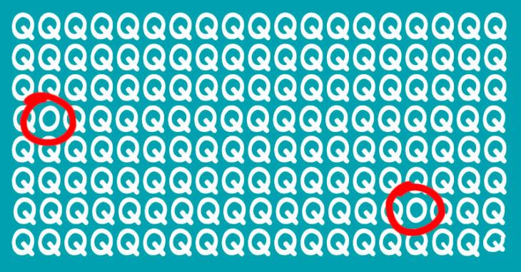 Solución del Test encuentra a la O
