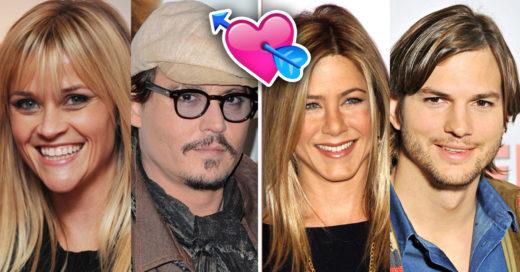 Cover Celebridades que también tienen a su propio crush entre los famosos