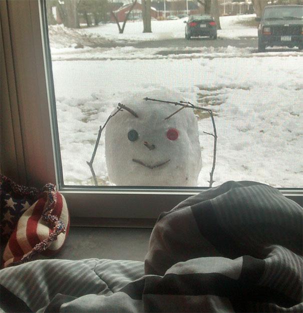 ventana invierno
