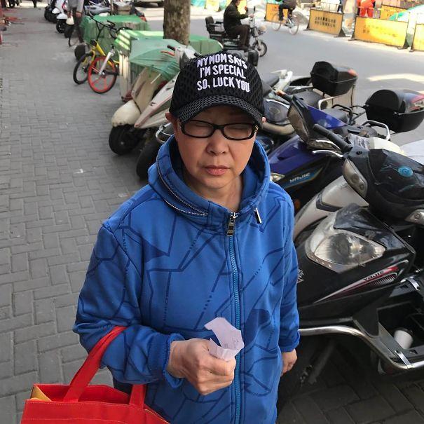 chinos usan frases que no saben significado