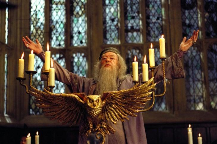 Dumbledore es la muerte